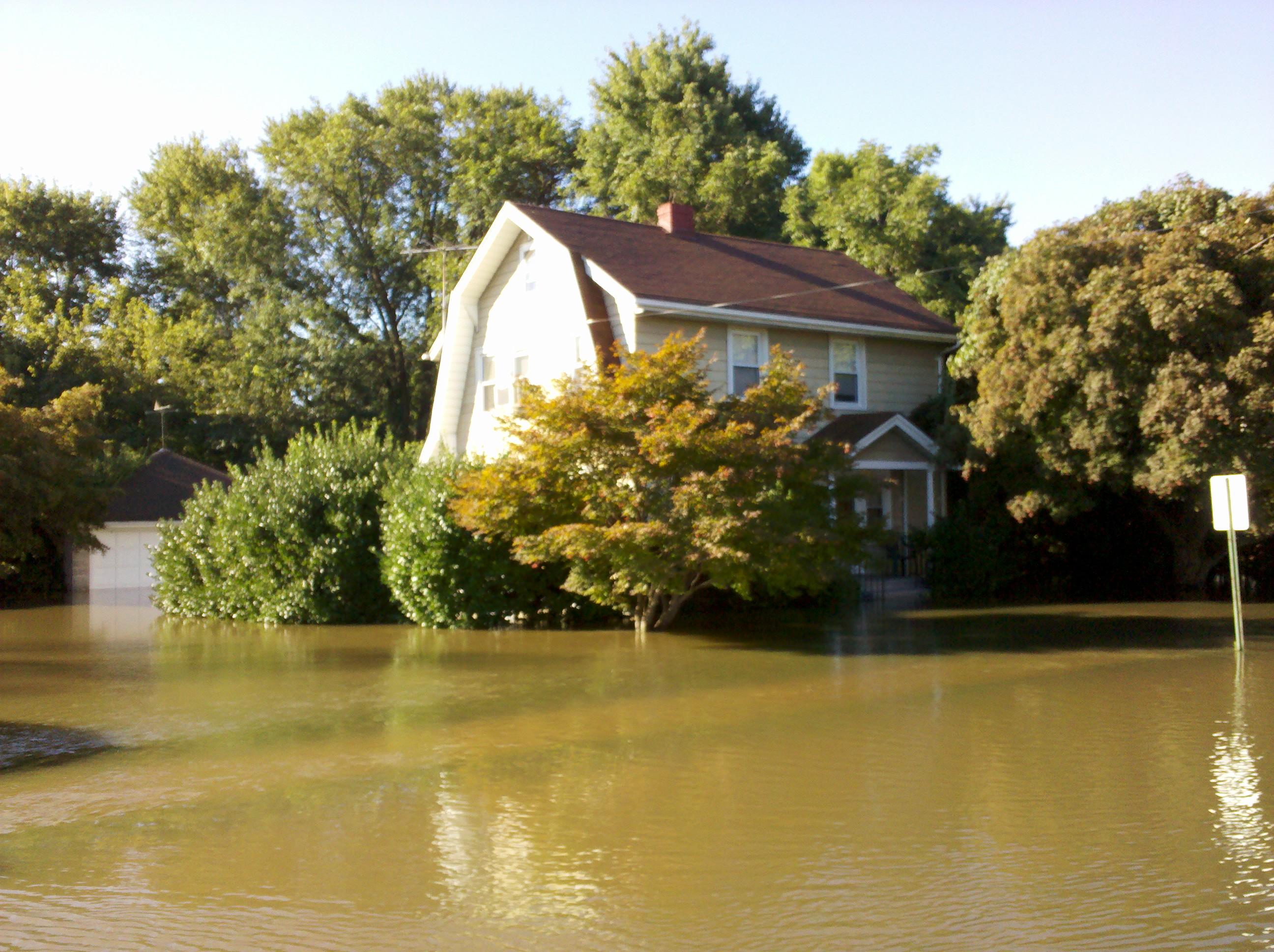 Water Damage Kent WA